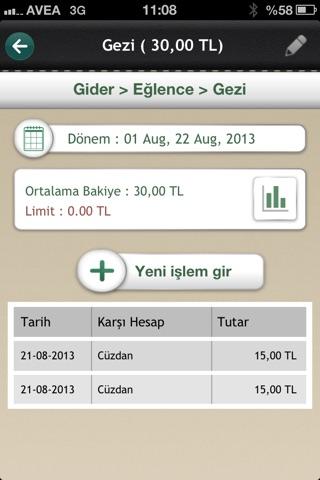HesapKitap Kişisel Finans screenshot 4