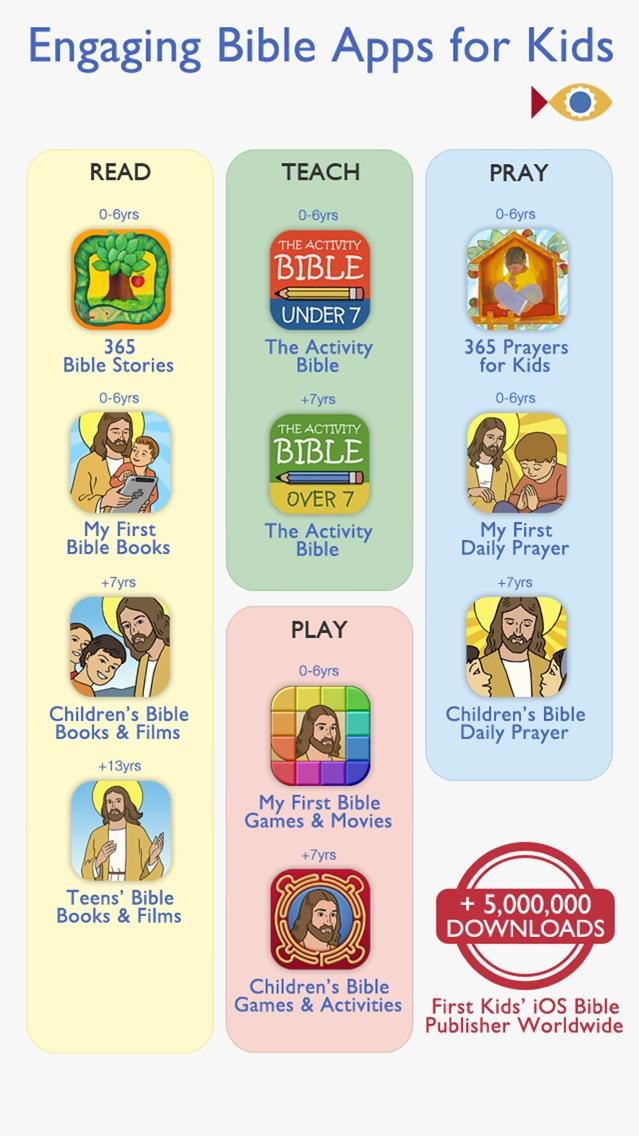 Screenshot of I Giochi della Bibbia Premium – Con attività per la famiglia e la scuola ( bambini oltre 7 anni )5