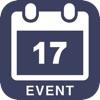 【海外旅行】イベントノート【飲み会などの管理に】