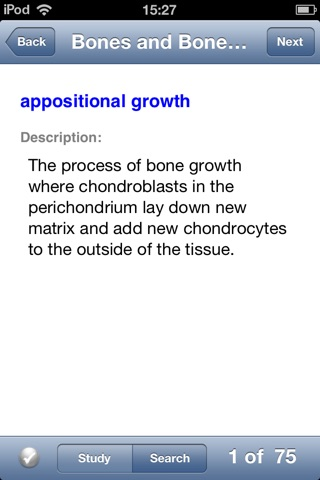 Anatomy and Physiology I screenshot 3