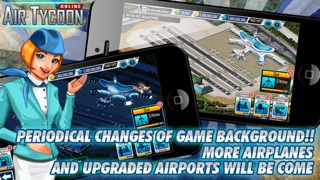 Screenshot #7 for AirTycoon Online.