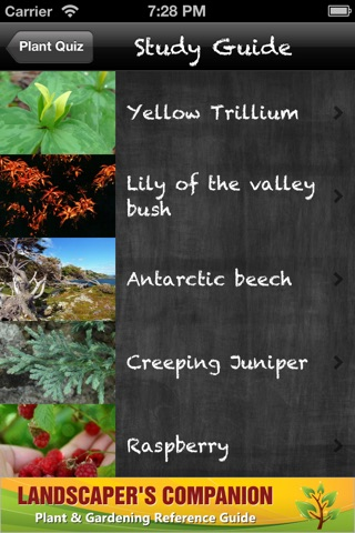 Plant Quiz - Plants and Flowers Game for Gardeners screenshot 3
