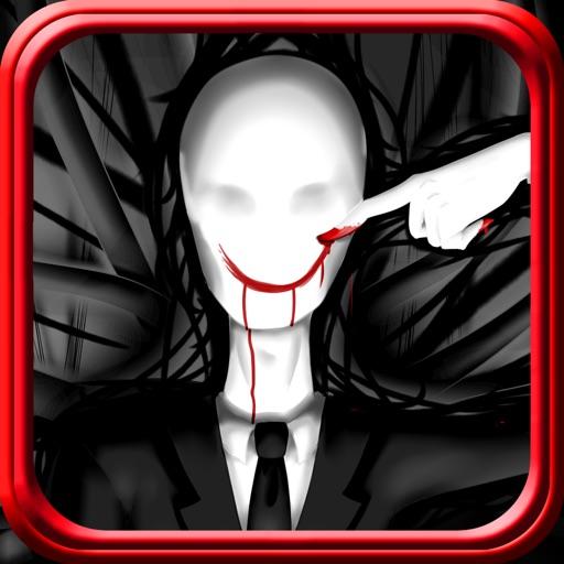 Slender Man vs. Zombies iOS App