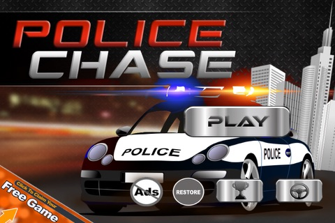 Police Chase - Cops That Smash It screenshot 1