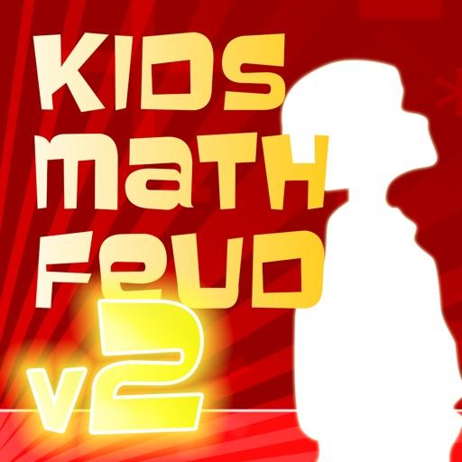 Kids Math Feud 2.0 iOS App