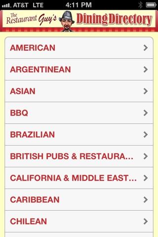 Daily News Restaurant Guy screenshot 2
