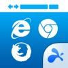 Flash Video Web Browser – Full Chrome, IE, Firefox, Safari Compatible
