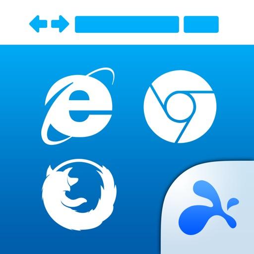 Flash Video Web Browser – Full Chrome, IE, Firefox, Safari Compatible iOS App