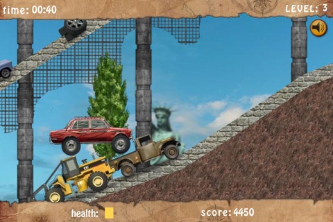 Rusty Car Adventures : Extreme Racing All Over The World! screenshot 4