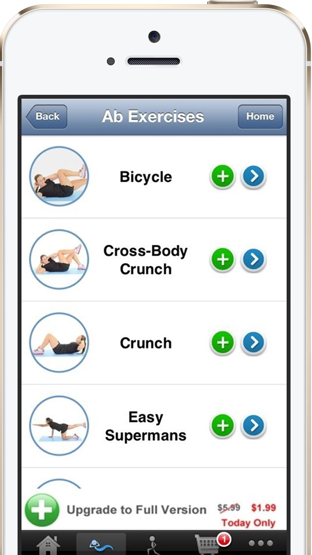 The 6 Pack Trainer freeScreenshot of 2
