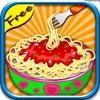 Nudel-Maker-kostenlose heiße gesunde Ernährung Kochspiel für Kinder, jungen, Mädchen & Teenager - liebe Suppen, Meeresfrüchte, asiatische Küche, Eis, Kuchen, Hotdogs, Pizza, Hamburger & Bonbons