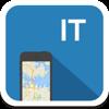 Italie (in. Rome & Florence) carte en ligne, guide, météo, hôtels. La liberté GPS navigation.