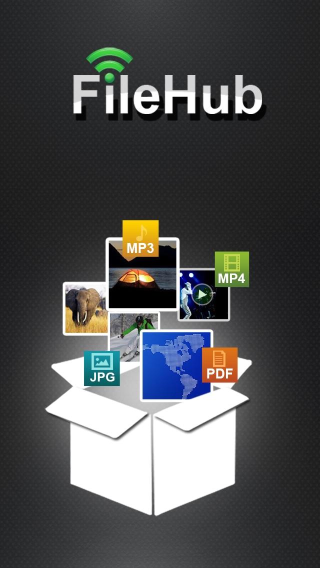 RAV FileHubScreenshot of 1
