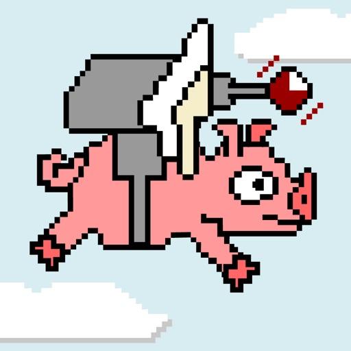 Aaron the pig (pro version) iOS App