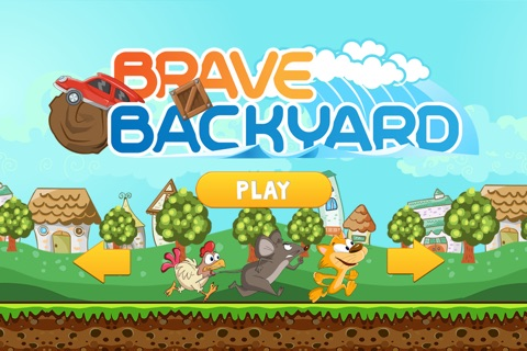 A Brave Backyard - Amazing Animal Jump-ing Game in Your Garden screenshot 4