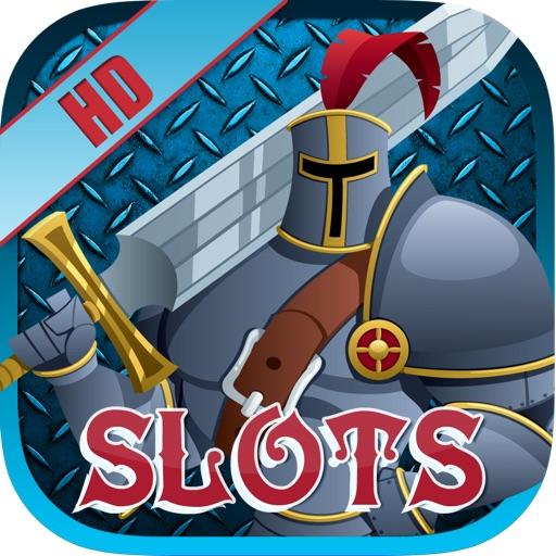 Black Knight Slots HD - A Casino Game with Spin the Wheel Bonus iOS App