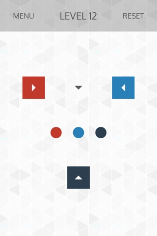Squares: a game about moving boxes screenshot 1
