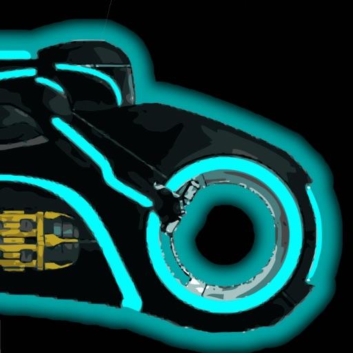 Bike motron racing - motorcycle highway lane turbo chase race iOS App