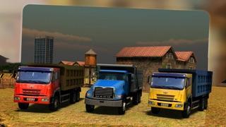 Screenshot #2 pour Pro Parking 3D: Truck Edition