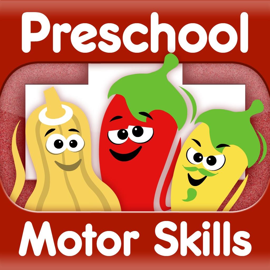 for List of fine motor skills for preschoolers