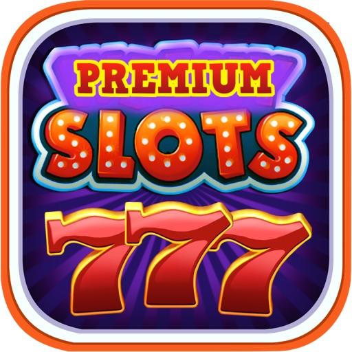 Premium Jackpot Big Slot - HD Free Gambling iOS App