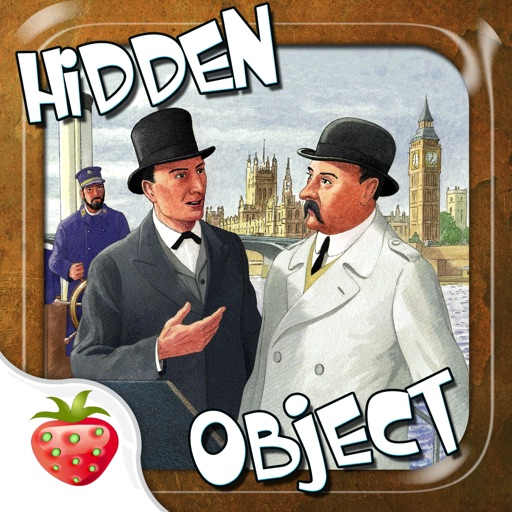 Hidden Object Game - Sherlock Holmes: The Sign of Four iOS App