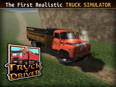 Truck Driver 3D на iPad