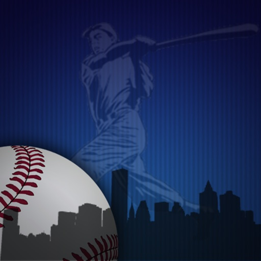 New York Y Baseball Live iOS App