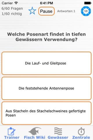 Fischerei Trainer Brandenburg screenshot 4