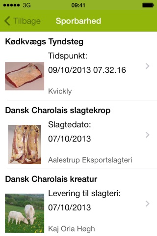 Foodtag screenshot 3