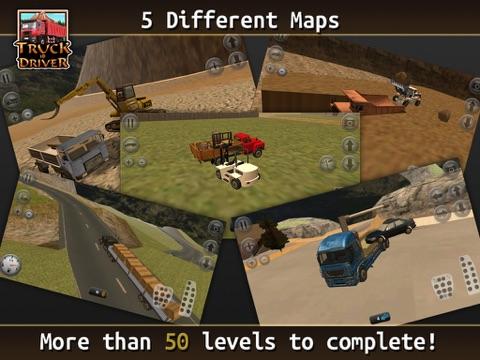 Truck Driver 3D для iPad
