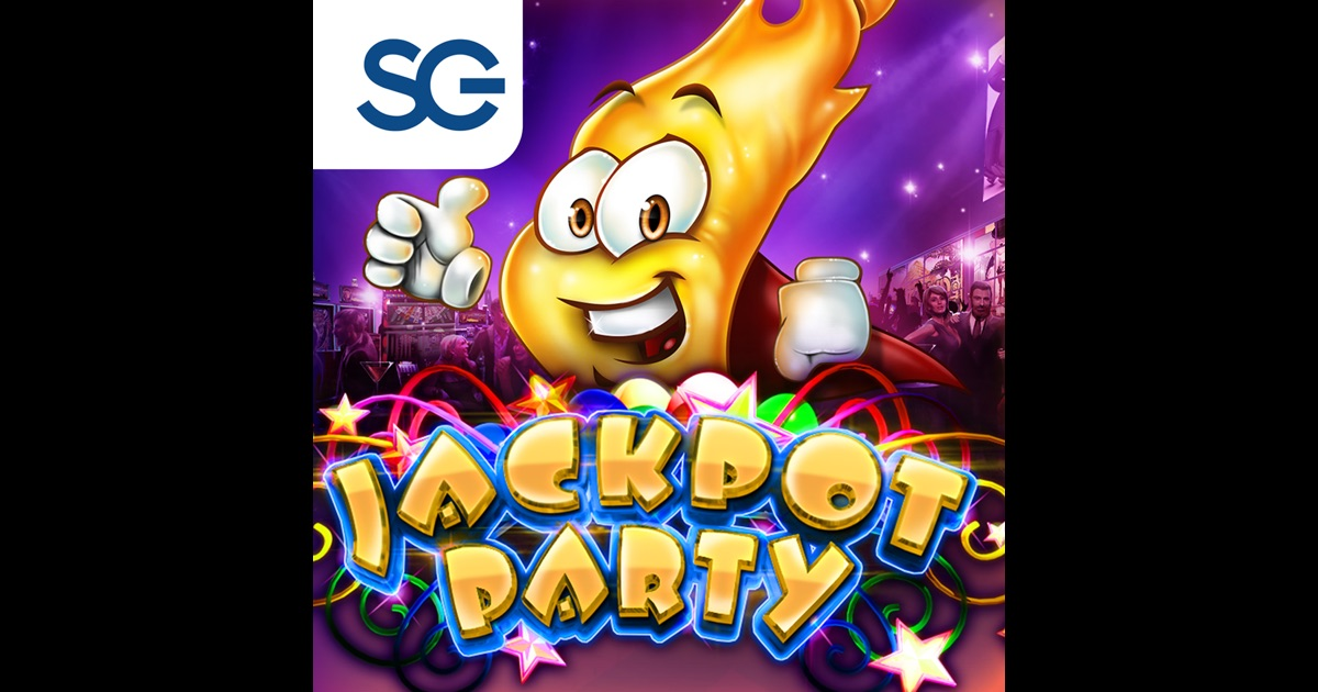 slots jackpot party casino itunes