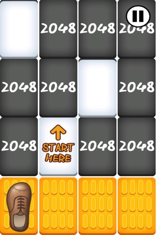 Don't Tap the 2048 Tile screenshot 1