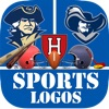 Sports Logos quiz game (University and college sport logo guessing games) cool new and fun games to help you learn the mascots and brands of your favorite professional and collegiate athletics basketball teams