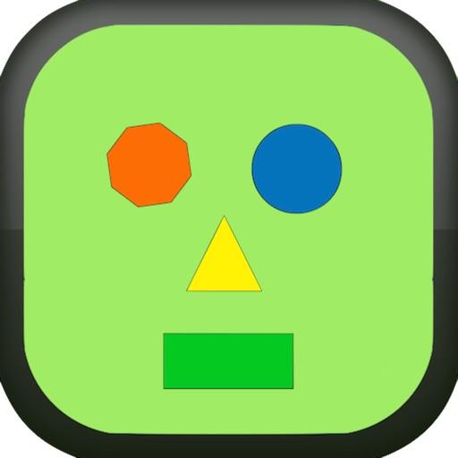 Memory Shapes iOS App