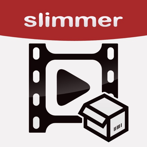 Video Slimmer App - Video editor tool to shrink, trim, merge, cut, split, rotate videos to save storage space for movie file
