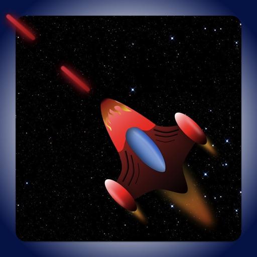 Spaceship Wars Arcade iOS App