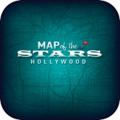 Map of the Stars Hollywood on the App Store