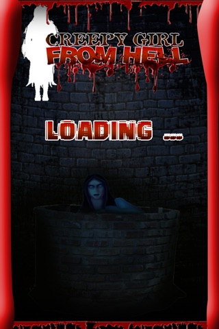 The Creepy Girl from Hell : Escape from the bottomless well - Free Edition screenshot 1