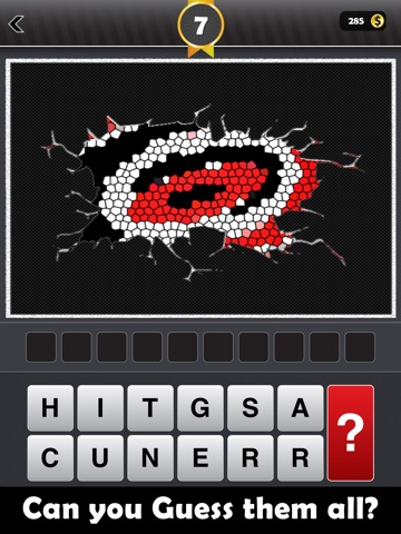 Screenshots of Sports Games Logo Quiz (Guess the Sport Logos World Test Game and Score a Big Win!) FREE for iPad