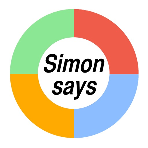 Simon says-Music memory game iOS App