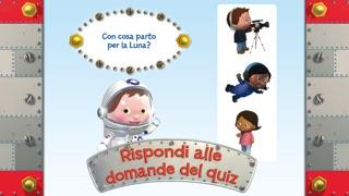 Screenshot of Il razzo di Lorenzo - Ragazzino3