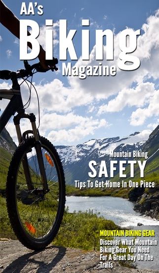 AAs Biking Magazine screenshot1
