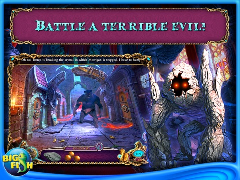 Mystery of the Ancients: Three Guardians HD - A Hidden Object Game App with Adventure, Puzzles & Hidden Objects for iPad screenshot 3