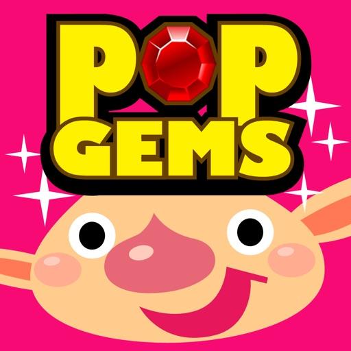 Pop Gems【超可爱宝石消除】