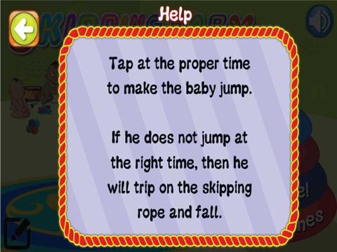 Skipping Baby Jump-ipad-2