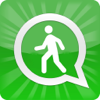 Walk & Chat for WhatsApp