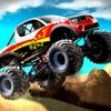 スーパーモンスタートラック建設レース:最高のシミュレータの配信レースゲーム フリ (A Super Monster Truck Construction Race: Best Simulator Delivery Racing Game Free)