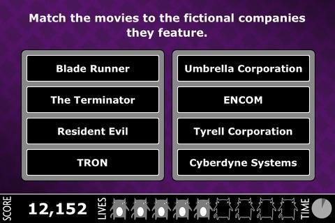 MovieCat 2 - The Movie Trivia Game Sequel! screenshot 4