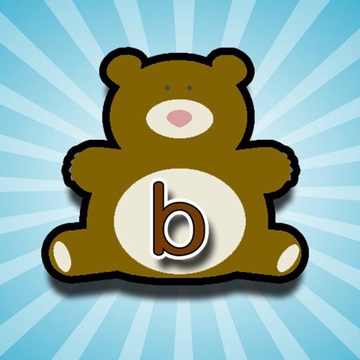 Tiki Bear Phonics iOS App